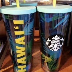 Starbucks Hawaii Tumbler Limited Addition